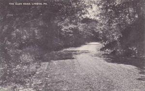 Pennsylvania Lykens The Glen Road Artvue