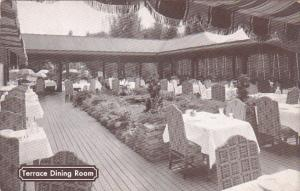 Terrace Dining Room, Hotel Alms, CINCINNATI, Ohio, 40-60's