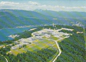 Canada Simon Fraser University North Burnaby British Columbia