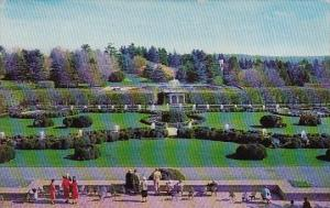 Pennsylvania Kennett Square Longwood Gardens 1962