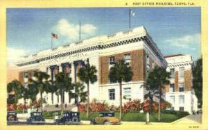 Post Office Tampa FL Unused