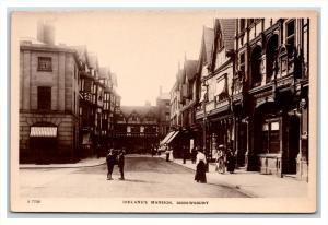 14469 England Shrewsbury Ireland's Mansion  RPC