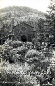 Chapel of the Holy Rosary - Cascade, Colorado CO