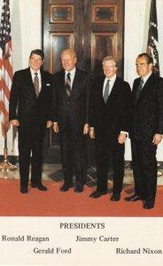 USA Presidents , 1981