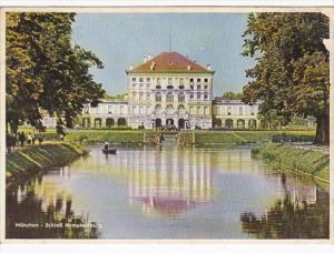 Germany Muenchen Schloss Nymphenburg