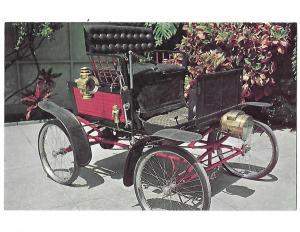 1899 Locomobile Steamer 2 Cylinder Car 4 hp Car