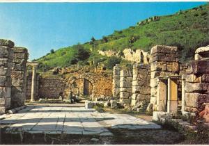 Turkey Ephesus Efes - Skolastikia Hamami