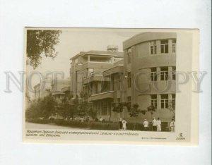 3099447 USSR CONSTRUCTIVISM Tashkent  STALIN Supreme school