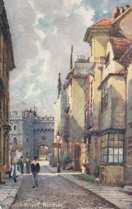 TUCK 7939; WINDSOR, England, 1900-10s; Church Street