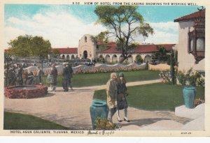 Tijuana , Mexico , 1910s ; Hotel Agua Caliente