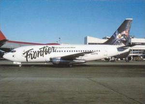 Frontier Boeing 737 200 N237TR