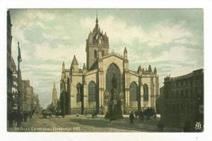 St. Giles Cathedrale, Edinburgh (Scotland), UK, 1900-1910s