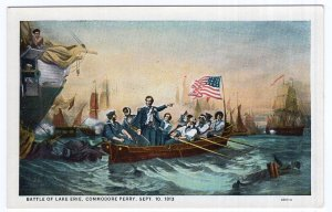 Battle Of Lake Erie, Commodore Perry, Sept. 10 1813