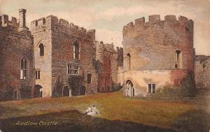England Ludlow Castle, Shropshire, Frith's Series