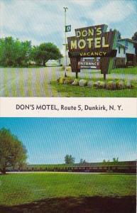 New York Dunkirk Dons Motel