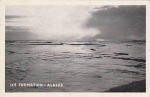 Ice Formation, Alaska, 10-20s