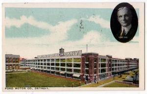 Ford Motor Co. Detroit MI