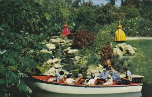 Electric Boat Tours, CYPRESS GARDENS, Florida, 40-60's