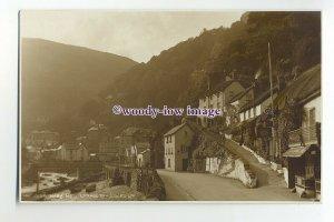 Ju421 - Mars Hill , Lynmouth , Devon - Judges postcard 10154