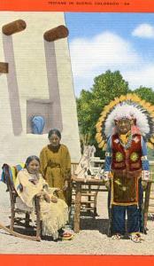 Indians In Colorado