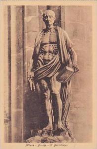 Italy Milano Duomo S Bartolomeo
