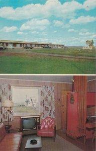 Canada Nova Scotia Amherst Letcher's Motel sk7135