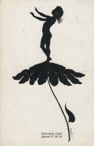 DIEFENBACH : Fantasy Silhouette , 00-10s ; Jugend II. Bl.36