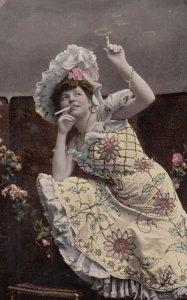 RP: Female Portrait , 1900-10s : #10