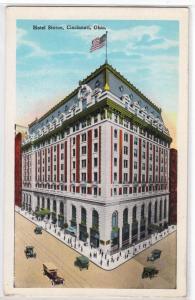 Hotel Sinton, Cincinnati OH