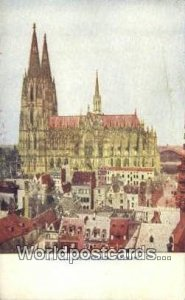 Cologne Cathedral Germany Unused