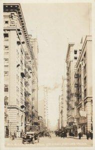 RP: PORTLAND , Oregon , 1930-40s ; Alder Street