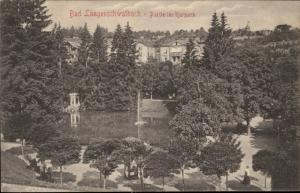 Bad Langenschwalbach Partie im Kurpark