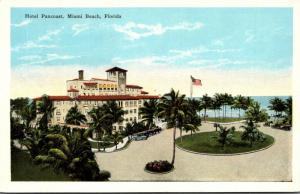 Florida Miami Beach Hotel Pancoast