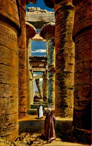 Egypt - The Big Colonnade