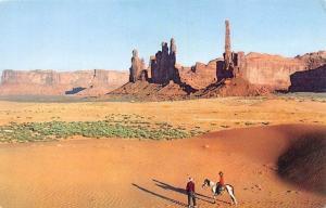 USA The strange and beautiful Monument Valley Arizona Utah