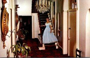 Pennsylvania Lancaster Wheatland Home Of President Buchanan The Entrance Hall
