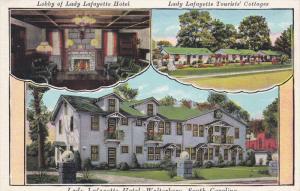 Lady Lafayette Hotel , WALTERBORO , South Carolina , 1910s