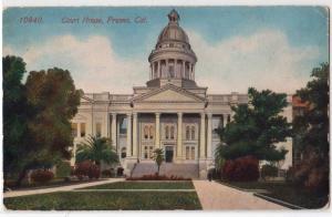Court House, Fresno CA
