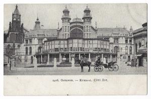 Ostende Kursaal Cote Est Belgium  01.18