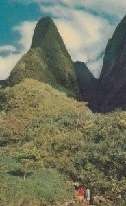 Wailuku , Hawaii , 1950-60s ; The Needle