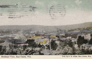 EAU CLAIRE , Wisconsin , 1911