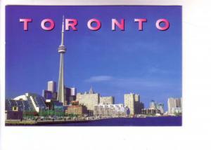 Skyline, Waterfront, CN Tower Toronto, Ontario