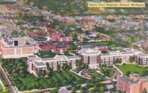 Michigan Detroit Henry Ford Hospital