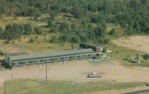 NORTH BAY , Ontario , Canada , 50-60s ; Hi-Vue Motel