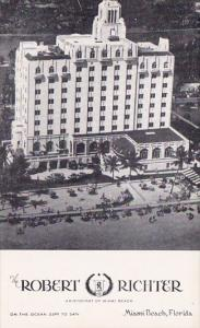 Florida Miami Beach The Robert Richter Hotel