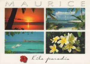 Mauritius Postcard - Views of The Paradise Island  RR8905