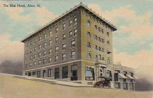 The Illini Hotel, Alton, Illinois, PU-1911