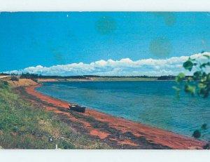 Pre-1980 SHORELINE Covehead - Near Charlottetown Prince Edward Island PE AD5615