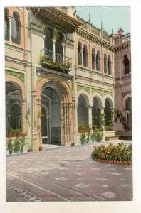 Exposicion H. Americana, Interior Del Palacio Del Industrias, Sevilla, Spain,...