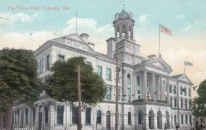 COBOURG , Ontario , Canada , 1900-10s ; Town Hall